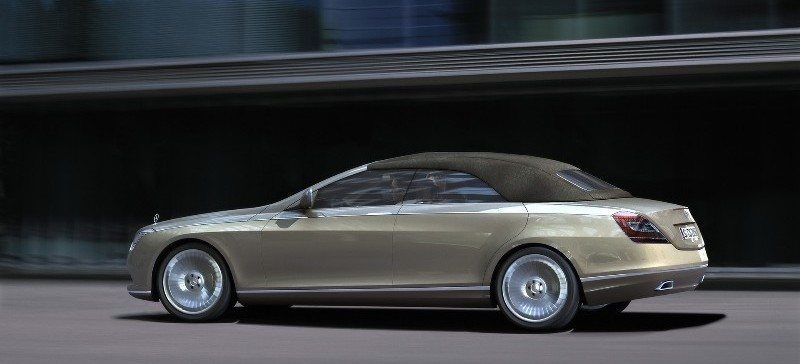 2007 Mercedes-Benz Ocean Drive Concept36