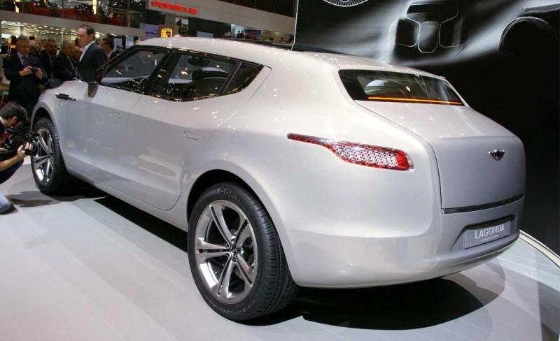 2009 Aston Martin LAGONDA SUV Concept 20