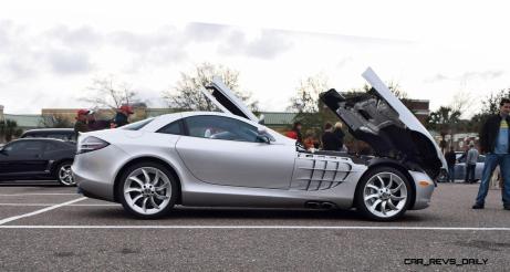 2009 Mercedes-McLaren SLR 4