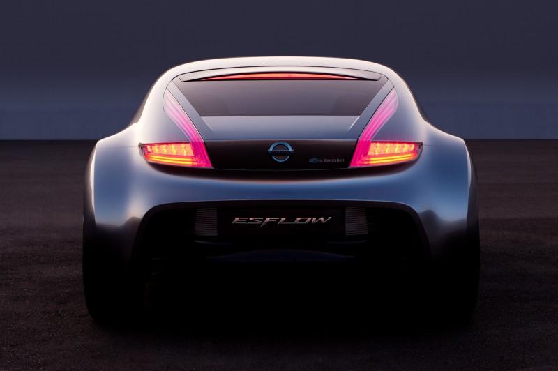 2011 Nissan ESFLOW Concept 36