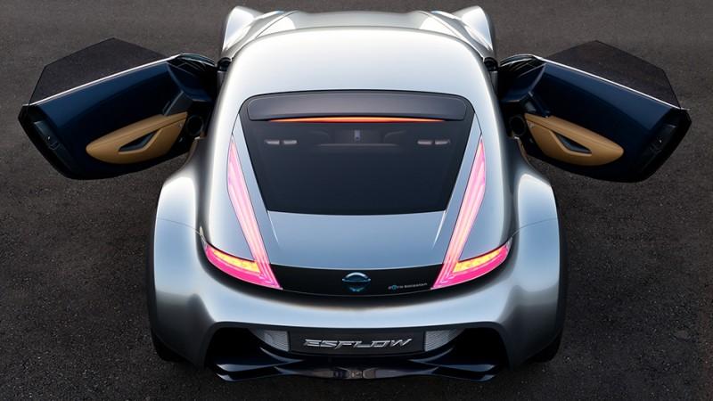 2011 Nissan ESFLOW Concept 6