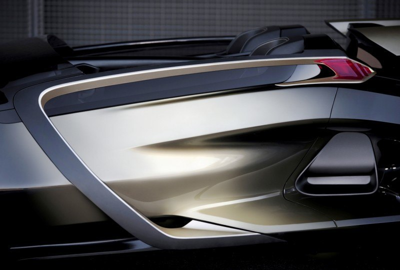 2011 Peugeot EX1 is Part EV, Part Quad-Bike and Part Track-Day Supercar 15