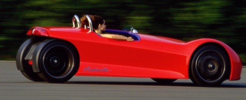 2011 Peugeot EX1 is Part EV, Part Quad-Bike and Part Track-Day Supercar 21