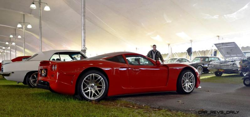2012 Factory Five GTM Road Special 15