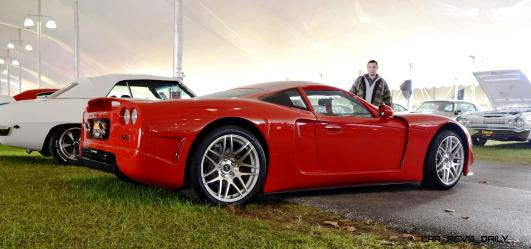 2012 Factory Five GTM Road Special 16