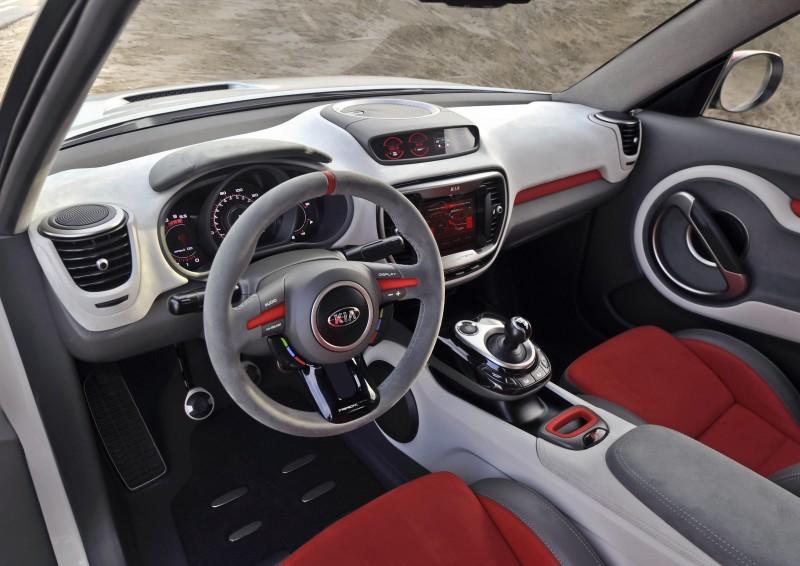 2012 Kia Trackster Concept 17