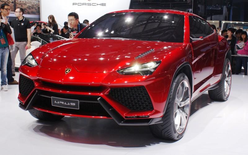 2012 Lamborghini Urus Concept 21