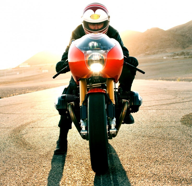 2013 BMW R90S Concept Celebrates 40 Years of the R90 and 90 Years Making Bikes 22