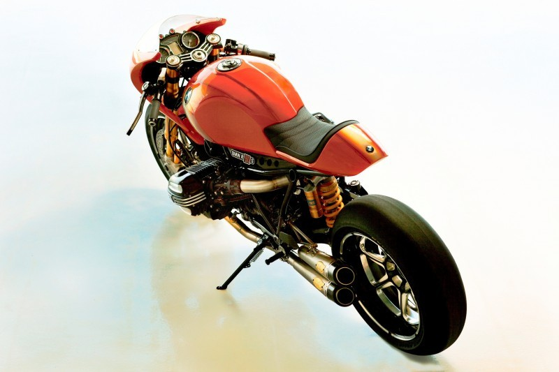 2013 BMW R90S Concept Celebrates 40 Years of the R90 and 90 Years Making Bikes 41