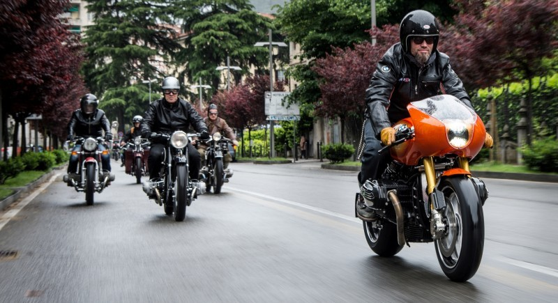2013 BMW R90S Concept Celebrates 40 Years of the R90 and 90 Years Making Bikes 44