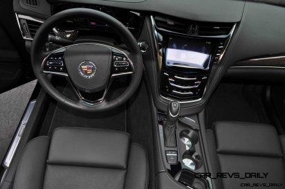 111111111121 2014 Cadillac CTS4 2
