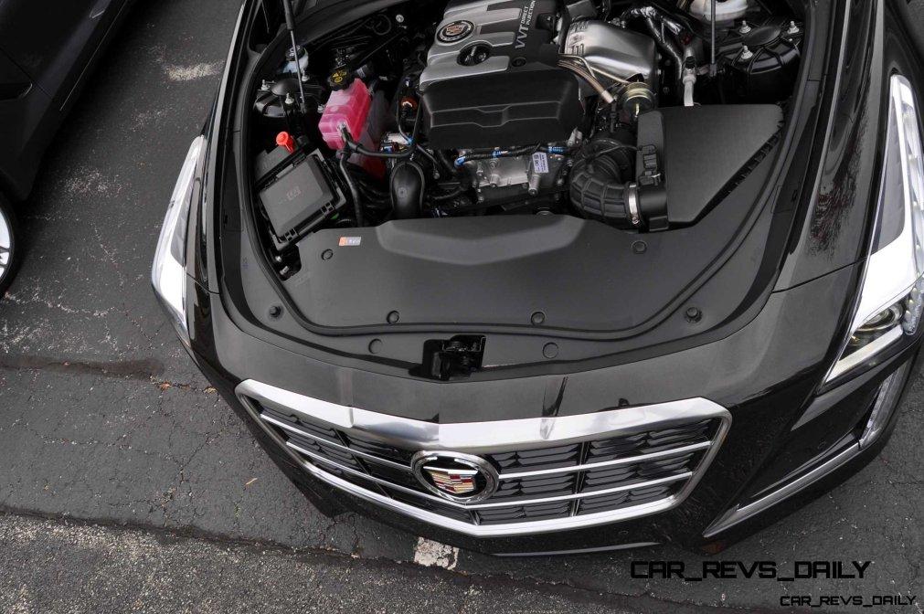 111111111124 2014 Cadillac CTS4 2