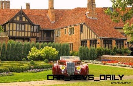 1939 Delahaye 165 V-12 Cabriolet at Mullin Auto Museum12