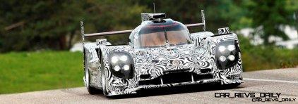 2013- Porsche LMP1 Rollout- Weissach2