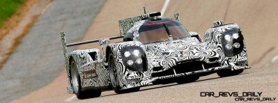 2013- Porsche LMP1 Rollout- Weissach3