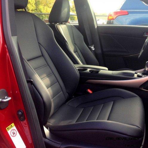 2014 Lexus IS350 AWD F Sport - First-Drive Photos10