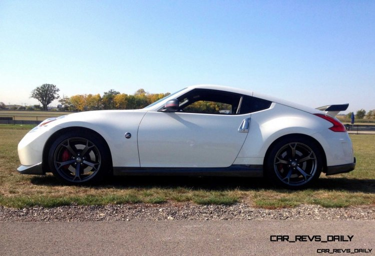 2014 Nissan 370Z NISMO - Full Driven Review2