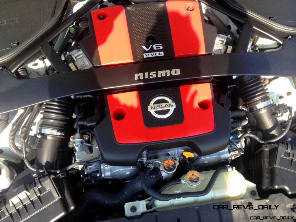 2014 Nissan 370Z NISMO - Full Driven Review21