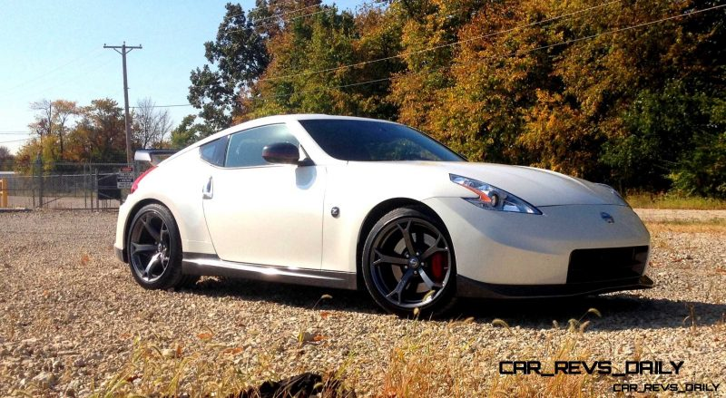 2014 Nissan 370Z NISMO - Full Driven Review26