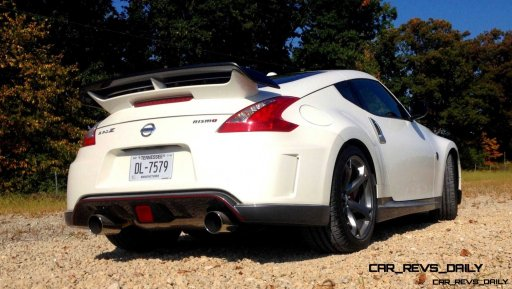 2014 Nissan 370Z NISMO - Full Driven Review30