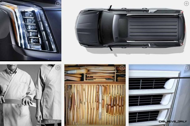 2015 Cadillac Escalade In-Depth Review + Mega Galleries56