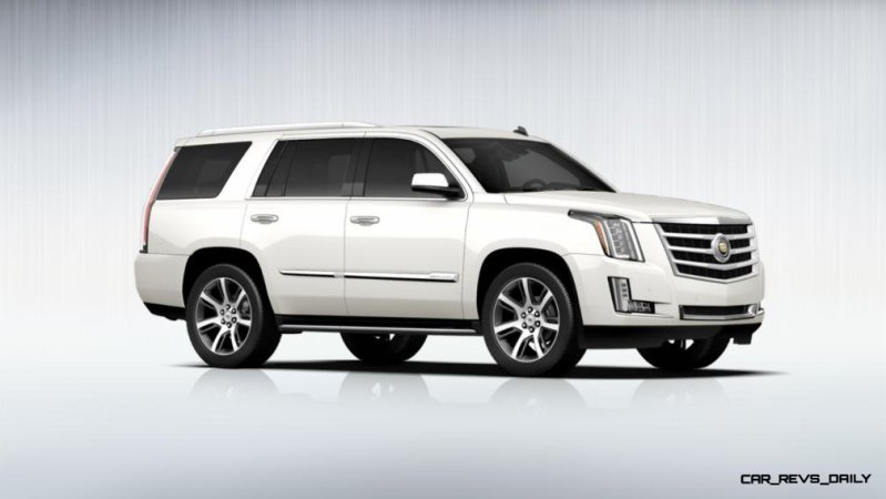 2015 Cadillac Escalade In-Depth Review + Mega Galleries78