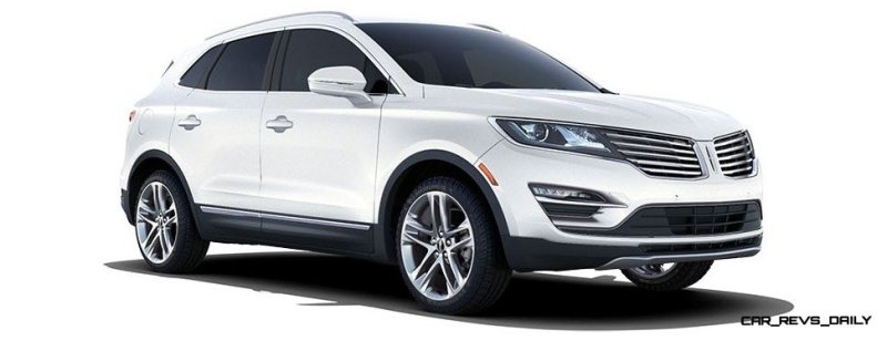 2015 Lincoln MKC Crossover - A Cool Mix of Infiniti and Audi128
