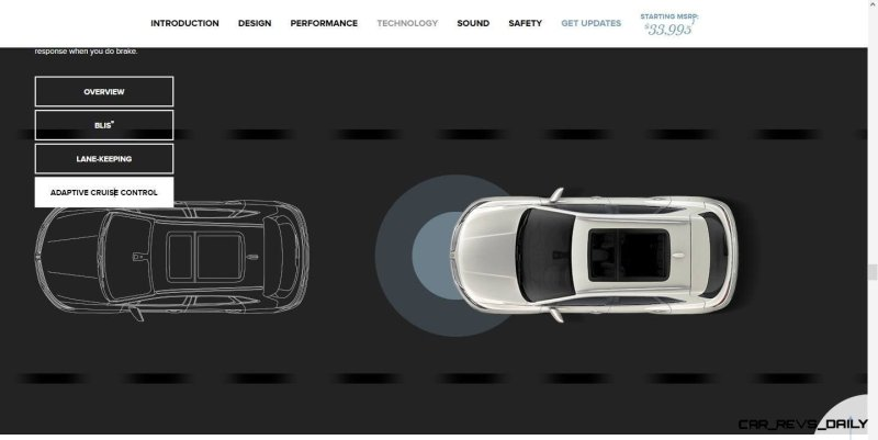 2015 Lincoln MKC Crossover - A Cool Mix of Infiniti and Audi71