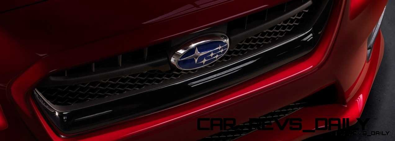2015 Subaru WRX Nears 270 Horsepower, Looks Hot22
