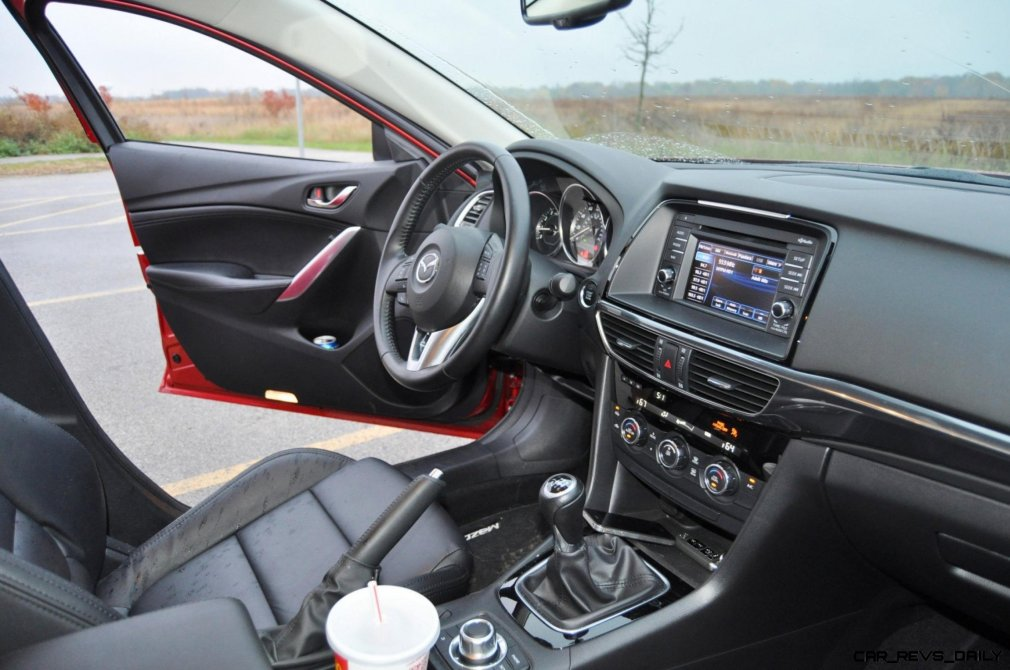 2014 Mazda6 i Touring - Video Summary + 40 High-Res Images33