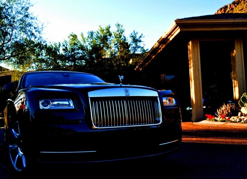 62 Huge Wallpapers 2014 Rolls-Royce Wraith AZ 11-748