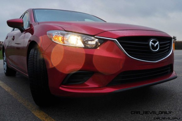 2014 Mazda6 i Touring - Video Summary + 40 High-Res Images23