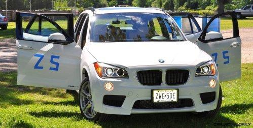 BMW X1 sDrive28i M Sport - Alpine White in 60 High-Res Photos25