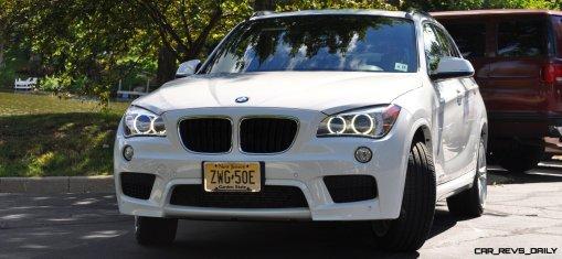 BMW X1 sDrive28i M Sport - Alpine White in 60 High-Res Photos32