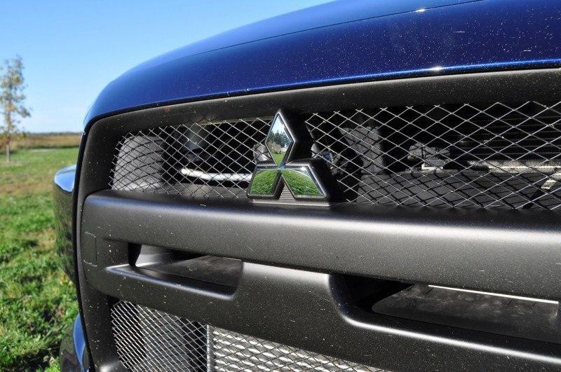 CarRevsDaily.com - 2014 Mitsubishi Lancer Evolution GSR11