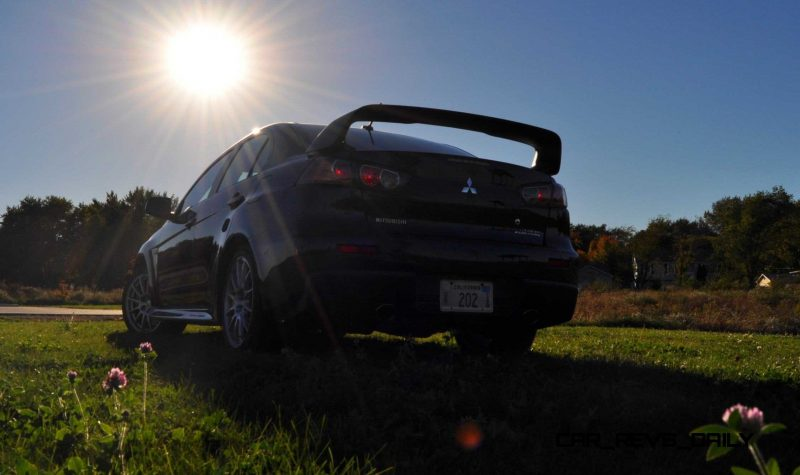 CarRevsDaily.com - 2014 Mitsubishi Lancer Evolution GSR41