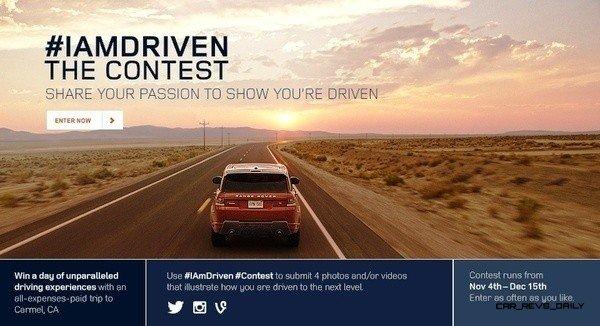 CarRevsDaily.com - 2014 Range Rover Sport Fuji White Driven Contest47