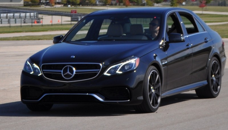 CarRevsDaily.com - Fun Car Gifs - 2014 E63 AMG 4MATIC S-Model in 30 High-Res Images1