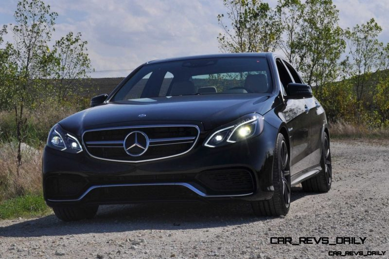 CarRevsDaily.com - Fun Car Gifs - 2014 E63 AMG 4MATIC S-Model in 30 High-Res Images10