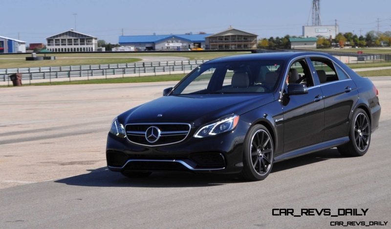 CarRevsDaily.com - Fun Car Gifs - 2014 E63 AMG 4MATIC S-Model in 30 High-Res Images2