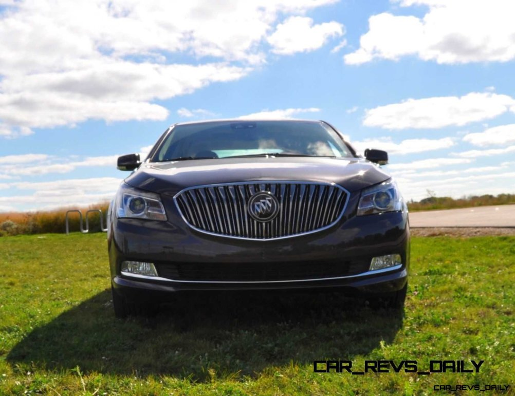 Driven Car Review - 2014 Buick LaCrosse Is Huge, Smooth and Silent31