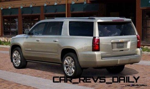 Evolution of the Chevrolet Suburban26