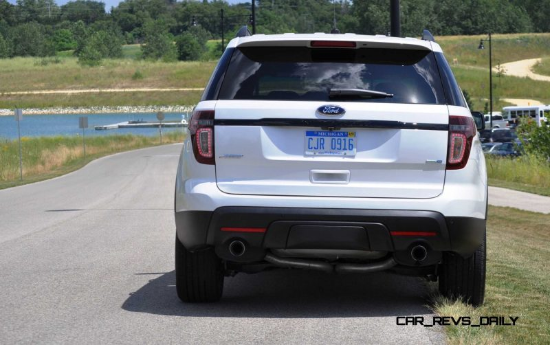 Ford Explorer Sport - Photo Showcase5