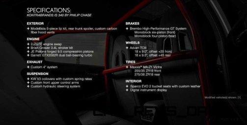 Lexus Rocks SEMA - Wild IS350 Widebodies Showcase16