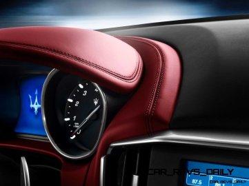 Maserati-Ghibli-dettaglio-pelle-cruscotto