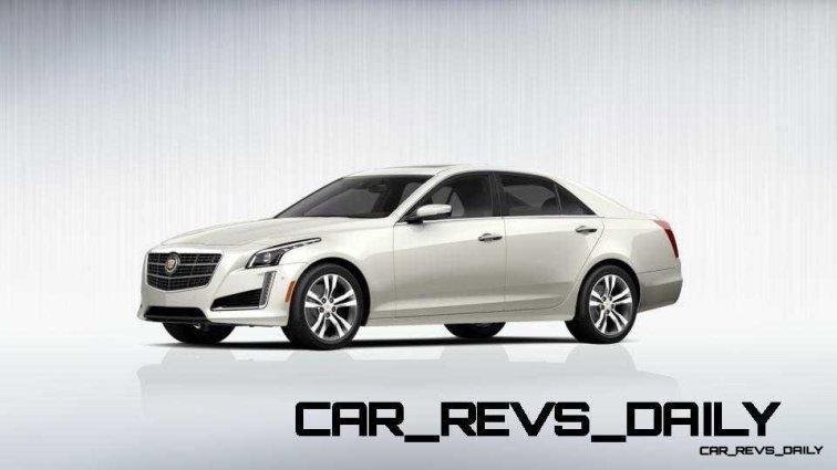 Mega Galleries - 2014 Cadillac CTS Vsport Premium11