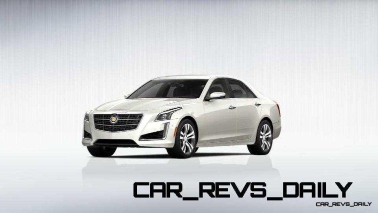 Mega Galleries - 2014 Cadillac CTS Vsport Premium12
