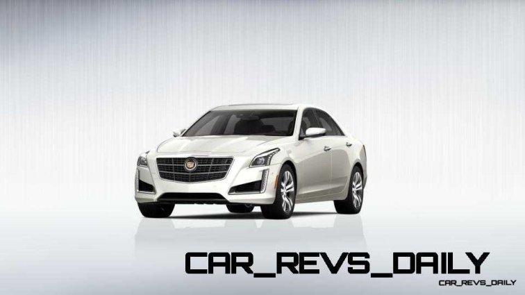 Mega Galleries - 2014 Cadillac CTS Vsport Premium13