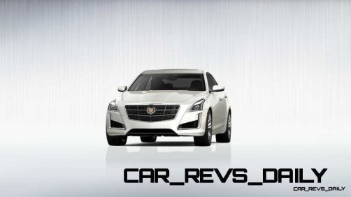 Mega Galleries - 2014 Cadillac CTS Vsport Premium14