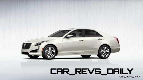 Mega Galleries - 2014 Cadillac CTS Vsport Premium20